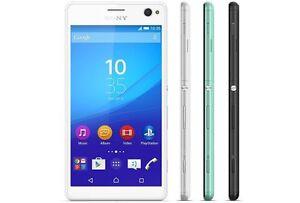 "UNLOCKED Phone Sony Xperia C4 E5363 Dual SIM 5.5"" 4G LTE 16GB 13MP Wifi GPS"