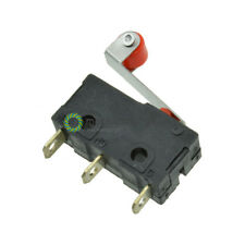 10Stks 5A KW12-3 Micro Roller Lever Arm Normally Open Close Limit Switch