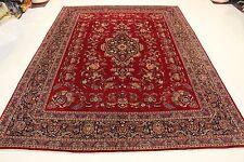 S.ancien Sherkat Kashani très bien pièce unique PERSAN TAPIS tapis d'Orient