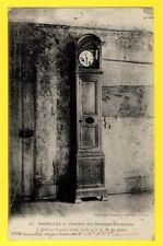 08 - BAZEILLES 1870 Maison de la derniere Cartouche HORLOGE frappée d'une BALLE