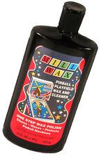 Mill Wax Pinball Machine Playfield Cleaner Polish Fresh Stock! Millwax New!