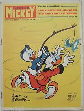 ¤ LE JOURNAL DE MICKEY n°1061 ¤ 15/10/1972