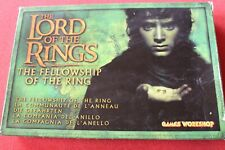Games Workshop Lord of the Rings LoTR The Fellowship Metal NIB New Complete Set
