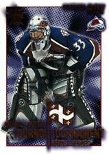 2001-02 Vanguard Quebec Tournament Heroes #3 Patrick Roy