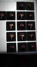 KC and the Sunshine Band LOT OF 35MM SLIDE TRANSPARENCY PHOTO #