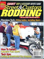 Street & Custom Rodding Illustrated Magazine Winter 1999 EX 020916jhe