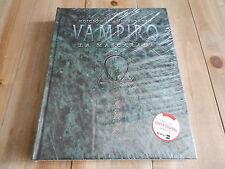 Vampiro La Mascarada 20 Aniversario - Básico - juego rol - Nosolorol - V20