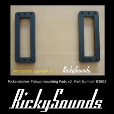Rickenbacker Pickup Mounting Pad x2