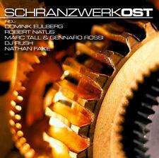 CD Fábrica de schranz Oriente de Varios Artistas incl Minupren