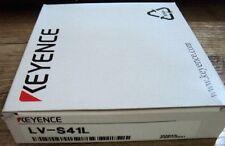 Keyence Laser Sensor LV-S41L LV S41L LV-S41L Brand New In Box