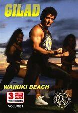 GILAD BODIES IN MOTION HAWAII VOLUME I WAIKIKI BEACH New Sealed DVD
