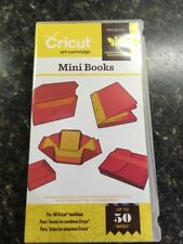 Cricut Art Cartridge Mini Books Provo Craft 2012 - Linked -