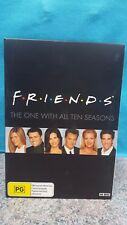 FRIENDS The One With All Ten Seasons DVD BoxSet
