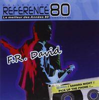 F.R. DAVID - Best of CD (Le Meilleur des Annees 80) - Words, 1980s, etc - New
