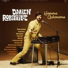 Homme Autonome - Damien Robitaille (2009, CD NEUF)