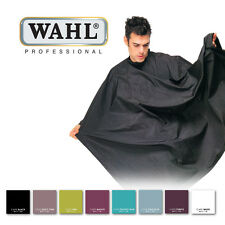WAHL Pro Haircutting CAPE 3012 100% Polyester Water Resistant COLOUR CHOICE