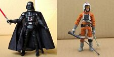 Duo de figurines - Dark Vador & Luke Skywalker - Star Wars/La Guerre des étoiles