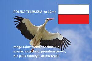 Oprogramownie openatv enigma 2 na 12 miesiecy POLSKA TV telewizja zgemma