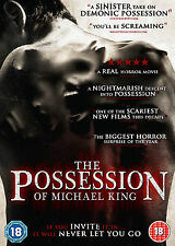 Possession Of Michael King, The (DVD) (NEW AND SEALED) (REGION 2) (FREE POST)