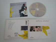 ANTHONY WEEDON/VISIONS(WAVE MUSIC CSR 778508-2) CD ALBUM DIGIPAK
