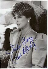 LINDA GRAY - Signed 12x8 Photograph - DALLAS