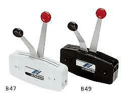 Ultraflx Steering Control Box for Boat B47 LIGHT GREY for fitting kits see below