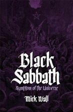 Black Sabbath: Symptom Of The Universe By Mick Wall (Paperback Book, 2014) NEW