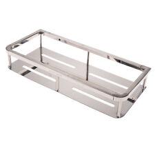 Bathroom Wall Mounted Shower Shelf Storage Basket Bath Shower Caddy #1 L