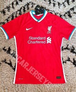 Maillot Jersey Liverpool FC Home 2021 Nike vapor Football Player premier league