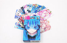 Hatsune Miku Figure Playing Cards Deck Poker Toy New In Box