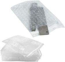 25 4 X 75 Self Seal Bubble Out Bags Protective Wrap Pouches 4x75