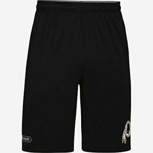 WASHINGTON REDSKINS UNDER ARMOUR NFL COMBINE AUTHENTIC PERFORMANCE SHORTS SMALL