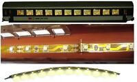 3 x LED Personenwagen Beleuchtung warmweiß digital NEU