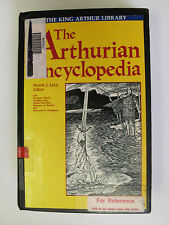 The Arthurian Encyclopedia (1987, Hardcover) library bound edition