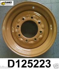 Case 580L 580SL 580 Super L Backhoe 2 wheel drive front rim wheel New D125223