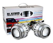 G5 HID Bi-Xenon Projector Lens Light Kit & Angel eyes,Demon eyes with Ballast