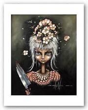 FANTASY ART PRINT Single Again Angelina Wrona