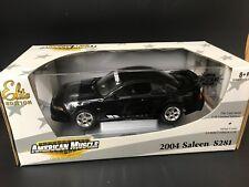 ERTL 2004 Saleen S281 Mustang Black 39278