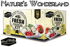 FRESH CHEESE KIT - Mad Millie - Ideal for beginners create homemade Fresh Cheese