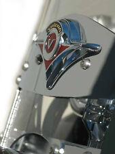 Windshield Emblem Kawasaki Vulcan 2000 Classic LT 06 10  56052-0849 New