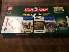 NEVER PLAYED/SEALED PIECES! GREEN BAY PACKERS MONOPOLY NLF 2003 EDITION NFL RARE