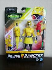 New listing Power Rangers Yellow Ranger Beast Morphers Beast-X 6-Inch Action Figure *In Hand