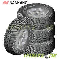 4 NANKANG MT-1 Conqueror M/T OWL 32X11.50R15LT 113Q 6Ply Mud Truck 4x4 Tires