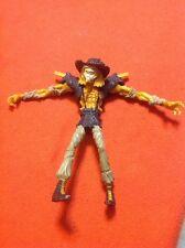 "DC Batman Twister Strike Scarecrow 7"" Action Figure"