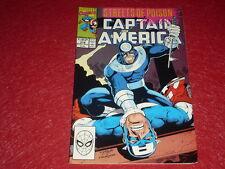 [BD COMICS MARVEL USA] CAPTAIN AMERICA # 374 - 1990