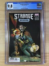 Strange Academy #7 (2021 Marvel Comics) 1st Print CGC 9.8