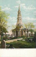 CHARLESTON SC – St. Philip's Church – udb (pre 1908)