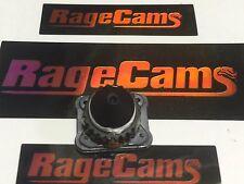 RageCams 4.4mm Pinhole Lens Holder Kit+Flex Cable for GoPro Hero4 Black/Silver