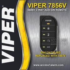Viper 7856V 2-Way LED Remote Control For Viper 5606V Upgraded to New 7857V