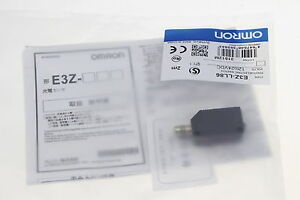 1PCS Omron Photoelectric Switch E3Z-LL86 12-24VDC New